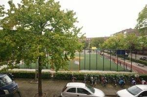 President Brandstraat, Amsterdam, Nederland