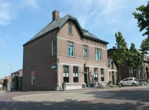 Dorpstraat, Wagenberg, Nederland