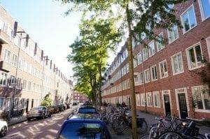 Van Spilbergenstraat, Amsterdam, Nederland