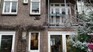 Van Tuyll van Serooskerkenweg, Amsterdam, Nederland