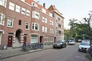 Hectorstraat, Amsterdam, Nederland