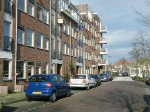 Zuider Buiten Spaarne, Haarlem, Nederland