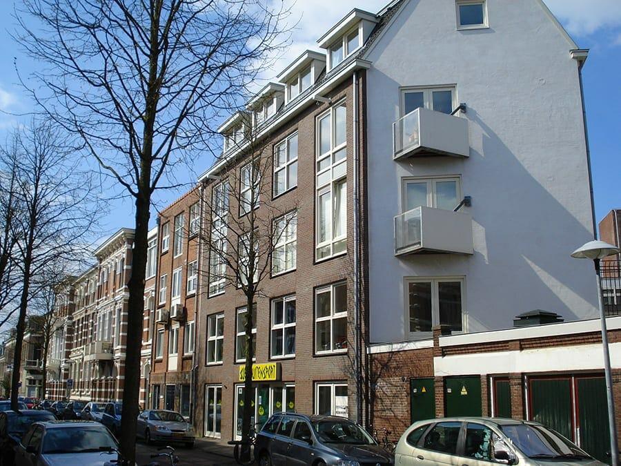 Mgr. van de Weteringstraat, Utrecht, Nederland