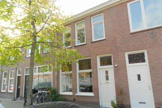Potgieterstraat, Haarlem, Nederland