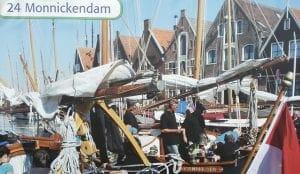 Gooische Kaai, Monnickendam, Nederland