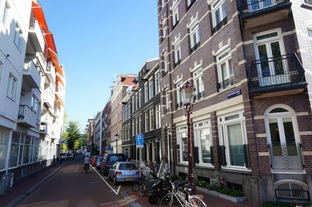 Korte Amstelstraat, Amsterdam, Nederland