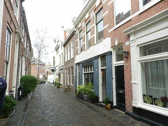 Ursulastraat, Haarlem, Nederland