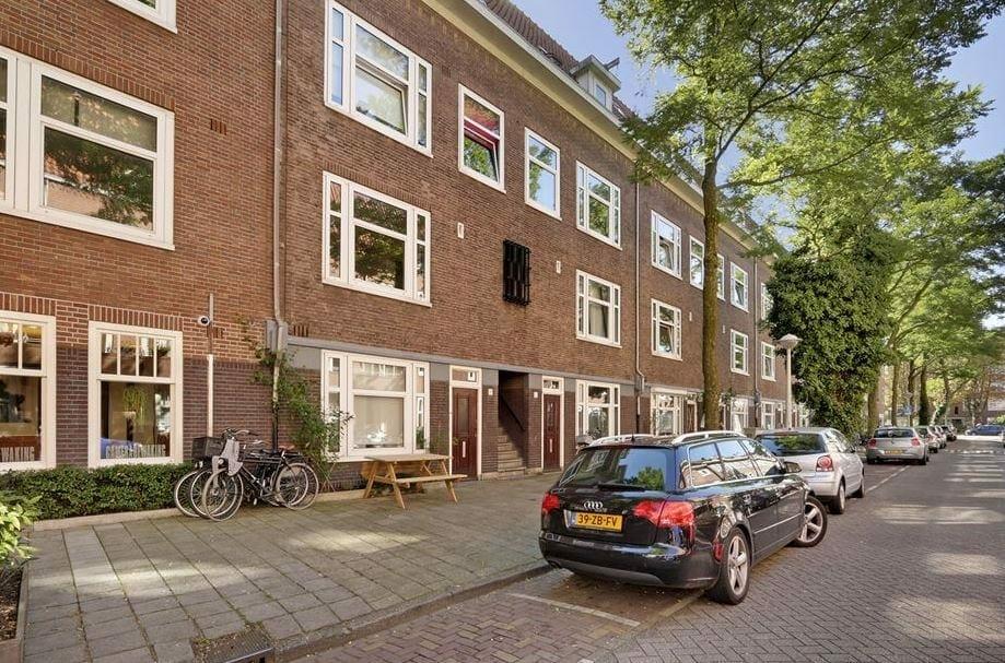 Bonairestraat, Amsterdam, Nederland