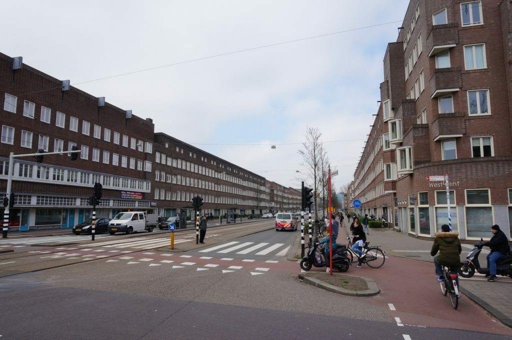 Jan van Galenstraat, Amsterdam, Nederland