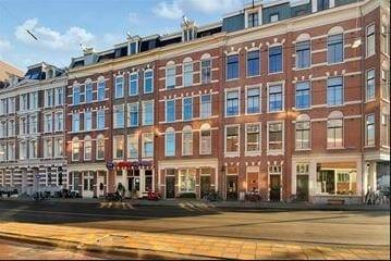 Marnixstraat, Amsterdam, Nederland