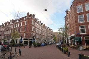 Fannius Scholtenstraat, Amsterdam, Nederland