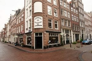 Laurierstraat, Amsterdam, Nederland