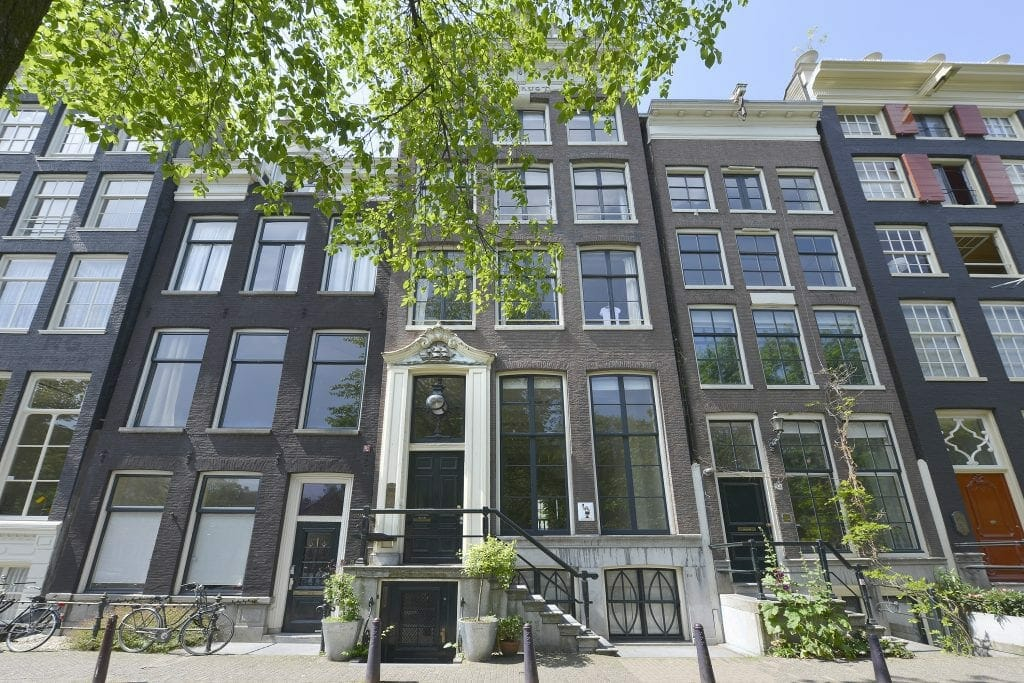 Singel, Amsterdam, Nederland