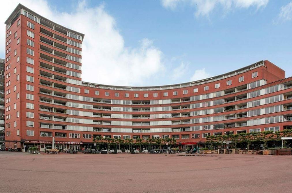 Marie Heinekenplein, Amsterdam, Nederland
