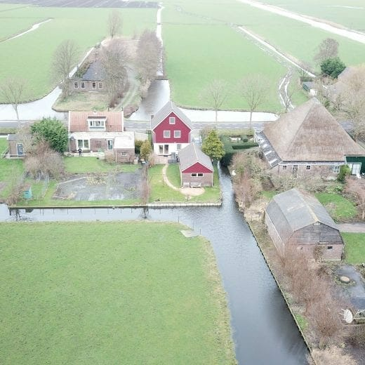 Bobeldijk, Berkhout, Nederland