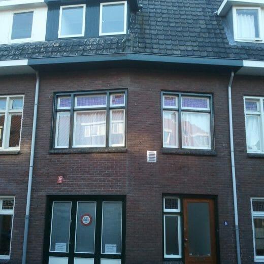 Jacob van der Borchstraat, Utrecht, Nederland