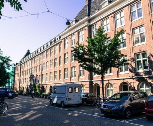 Van Bossestraat, Amsterdam, Nederland