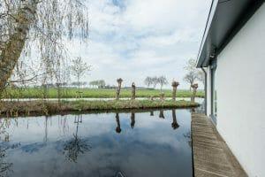 Watertuin, Wilnis, Nederland