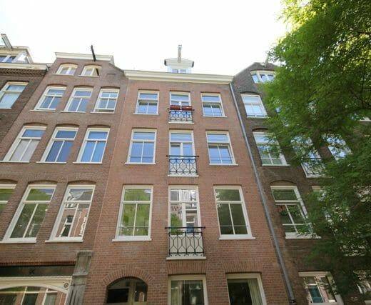 Wilhelminastraat, Amsterdam, Nederland
