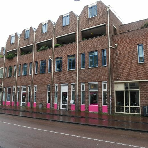 Lange Jansstraat, Utrecht, Nederland