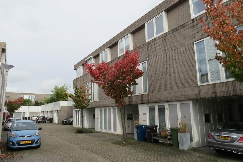 Wim Hoogendoornstraat, IJsselstein, Nederland