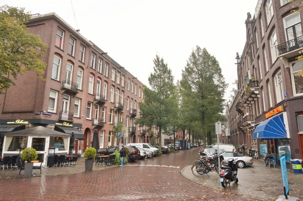 Johannes Verhulststraat, Amsterdam, Nederland