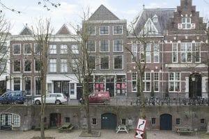Oudegracht, Utrecht, Nederland
