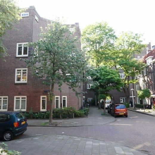 Simsonstraat, Amsterdam, Nederland
