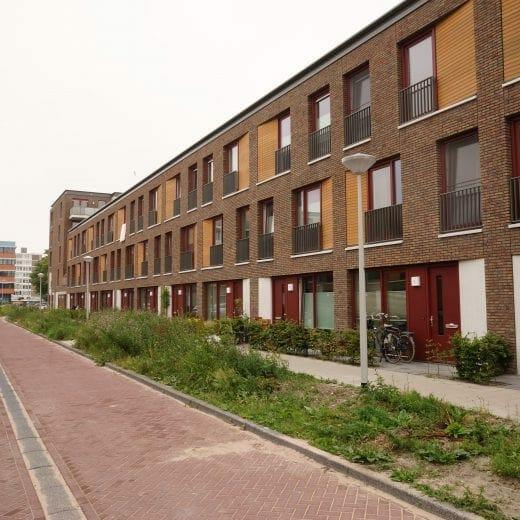 Jan Vethstraat, Amsterdam, Nederland