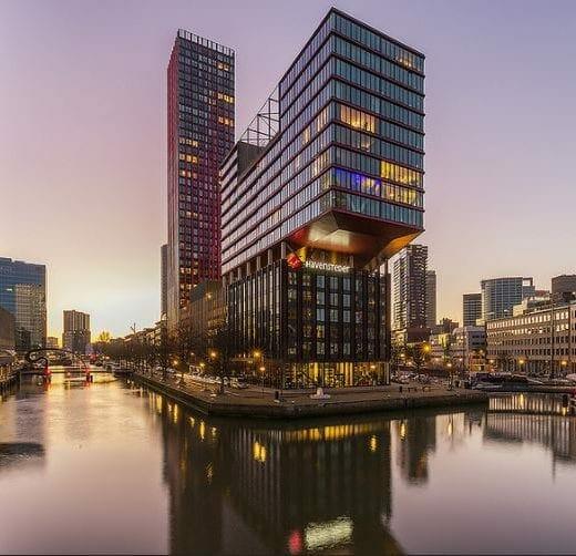 Scheepmakerspassage, Rotterdam, Nederland