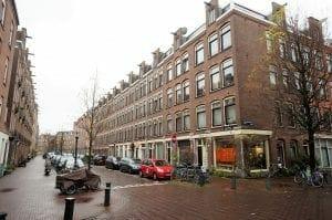 Van Boetzelaerstraat, Amsterdam, Nederland