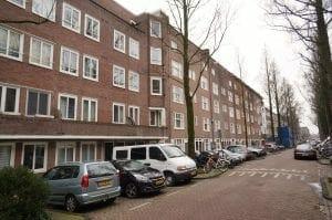 Marco Polostraat, Amsterdam, Nederland