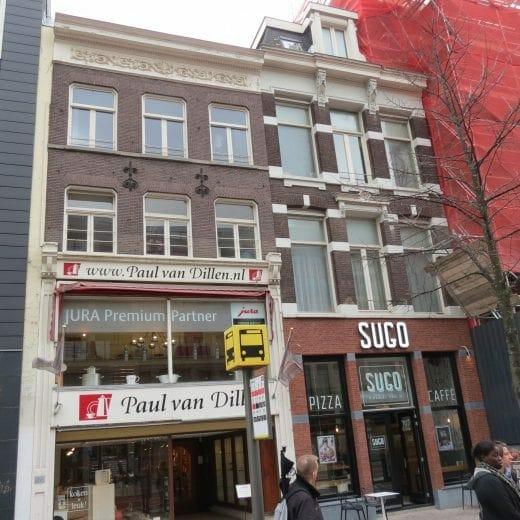 Lange Koestraat, Utrecht, Nederland