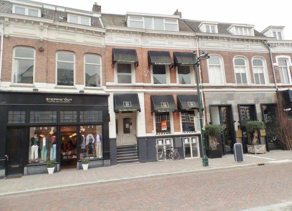 Wilhelminastraat, Breda, Nederland