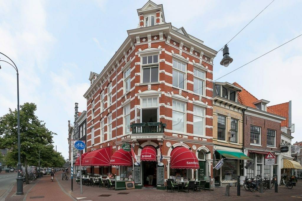 Kleine Houtstraat, Haarlem, Nederland