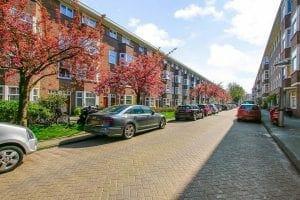 Eemsstraat, Amsterdam, Nederland