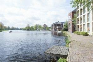 Bellevuelaan, Haarlem, Nederland