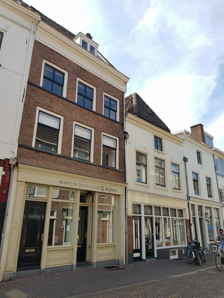 Lange Smeestraat, Utrecht, Nederland