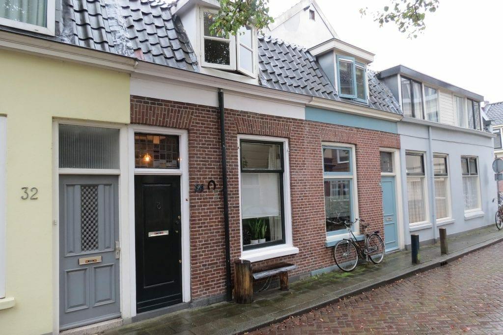 Singelstraat, Utrecht, Nederland