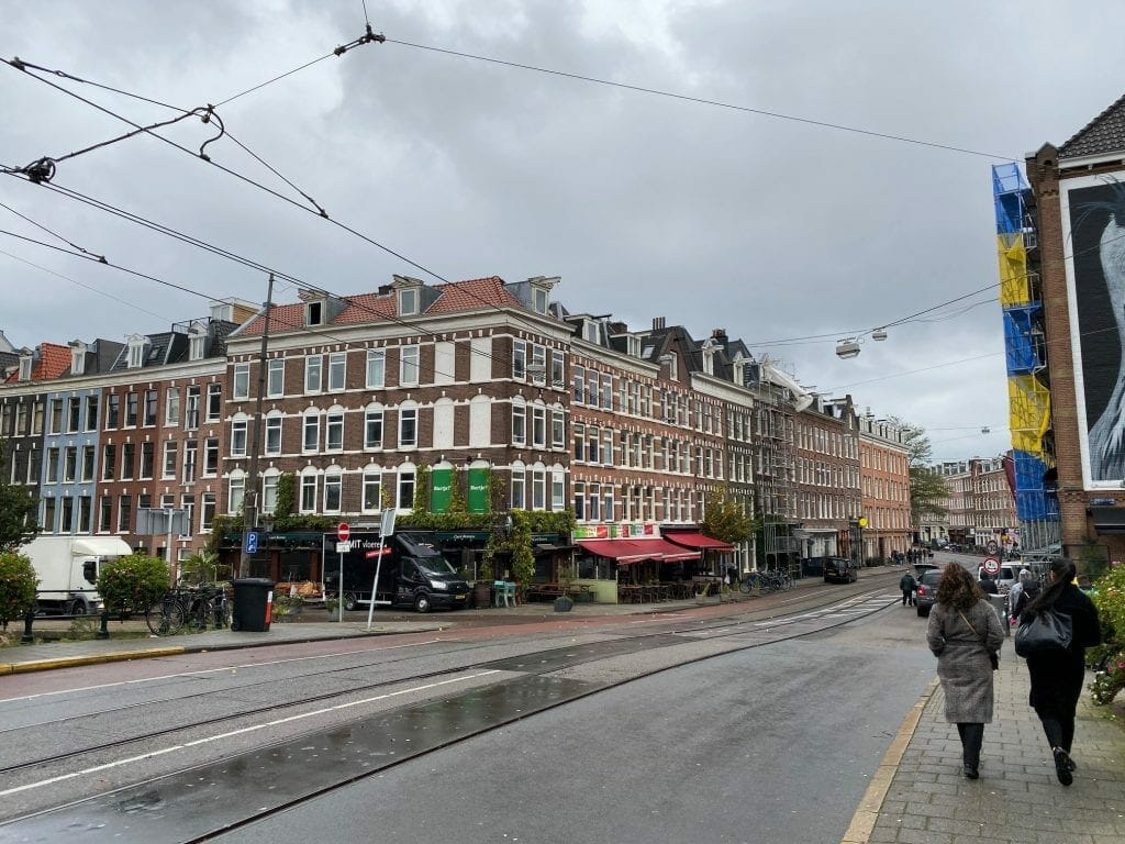Albert Cuypstraat, Amsterdam, Nederland