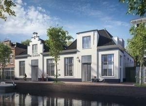 Bakenessergracht, Haarlem, Nederland