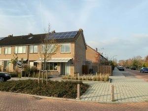 Koningin Julianaweg, Kockengen, Nederland