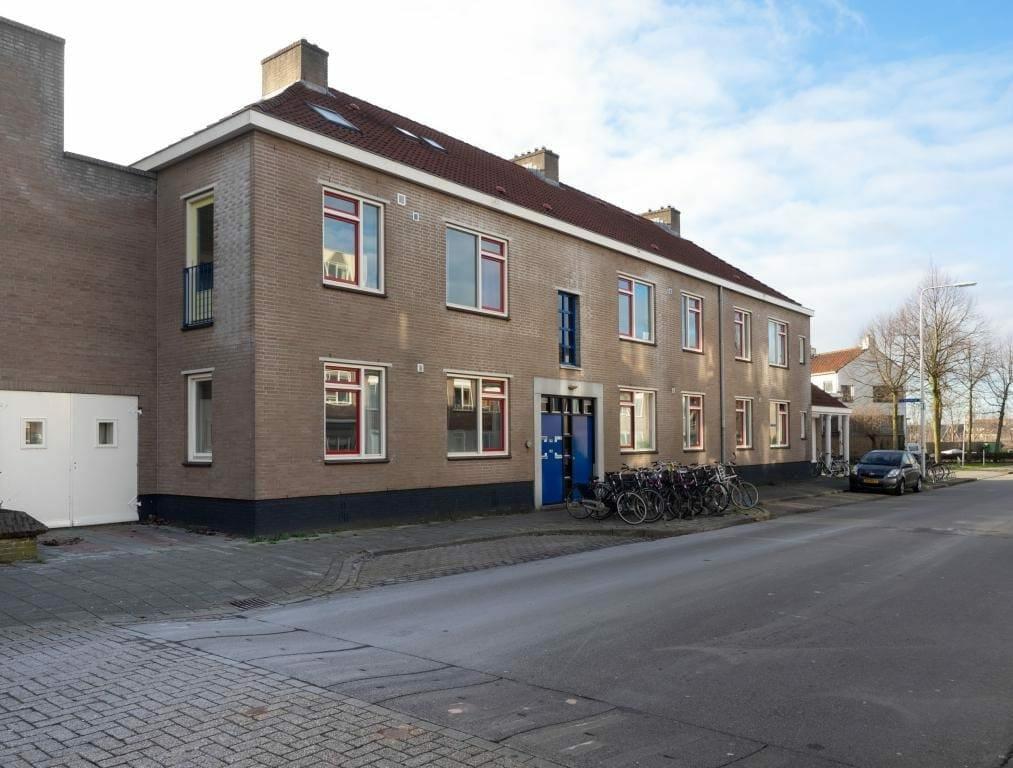 Dr. Jan Berendsstraat, Nijmegen, Nederland
