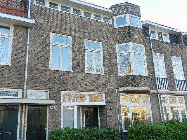 Valkenburgerlaan, Heemstede, Nederland