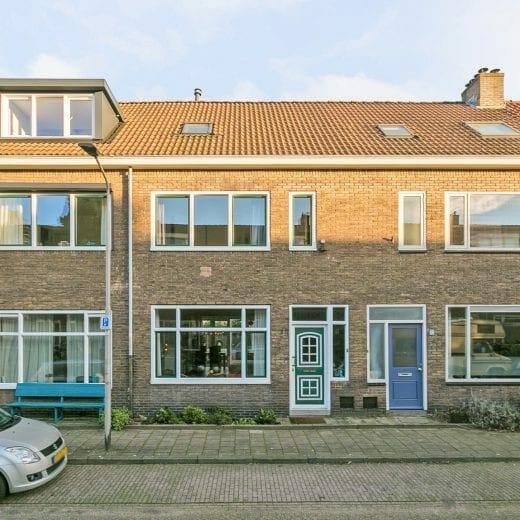 Havikstraat, Nijmegen, Nederland