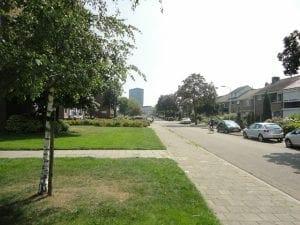 Aubadestraat, Nijmegen, Nederland