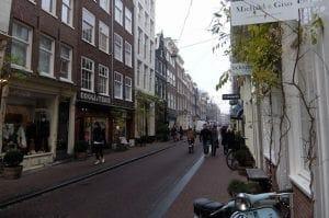 Herenstraat, Amsterdam, Nederland