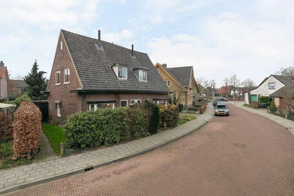 Methorsterweg, Rheden, Nederland