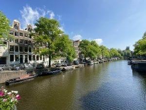 Nieuwe Keizersgracht, Amsterdam, Nederland
