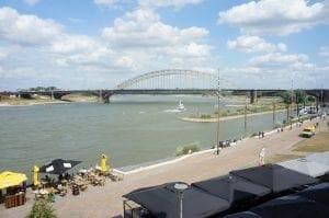 Waalkade, Nijmegen, Nederland
